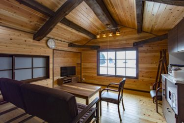"Funaya guest house ""Shione"" opened"