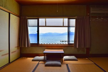 7,500 yen with half board! ?? Guest house Izutsuya