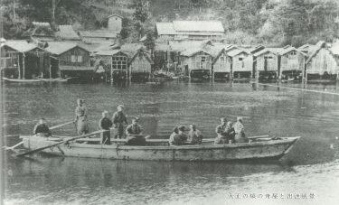 伊根の舟屋の歴史まるわかりガイド