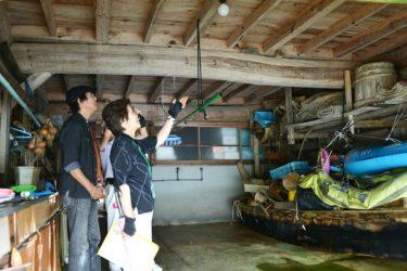 与謝荘のお女将と周る伊根舟屋散策ガイド